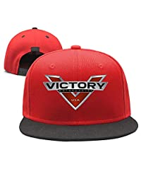 Heart Wolf Victory-Motorcycle-Logo- Womens Mens Washed Cap Hat Mesh Baseball Cap Tennis Cap Military Cap Bucket Hat Dad Cap