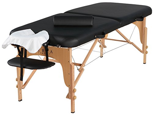 Sierra Comfort Professional Series Portable Massage Table by SierraComfort