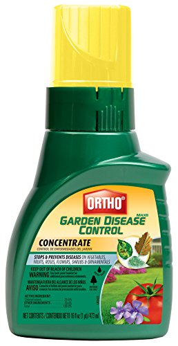 Scotts Ortho MAX Garden Disease Control Concentrate, 16 (Disease Control Concentrate)