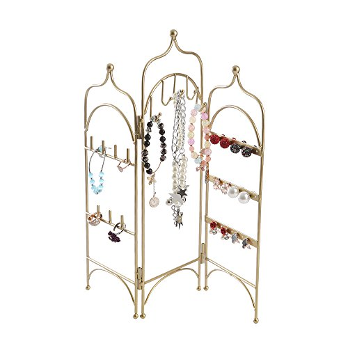 Beautiful necklace organizer!