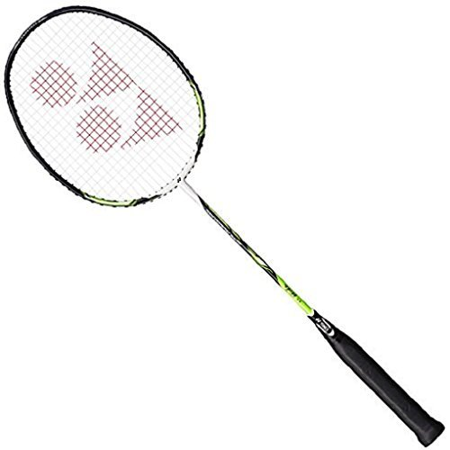 Yonex Nanoray 10 F 2016 Badminton Racket (Lime)
