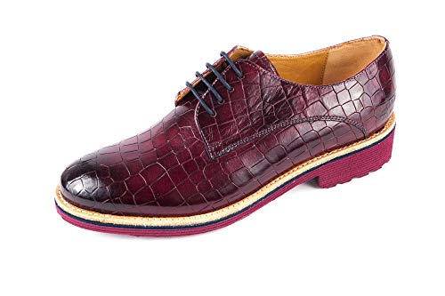 Ville Chaussures De Lacets 37 Hamilton Mh15 Pour À Rot Eu amp; Rouge Melvin 594 Femme UBRqZYOx