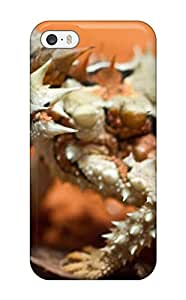 6196439K38143256 Tpu Shockproof Scratcheproof Thorny Devil Hard Case Cover For Iphone 5/5s