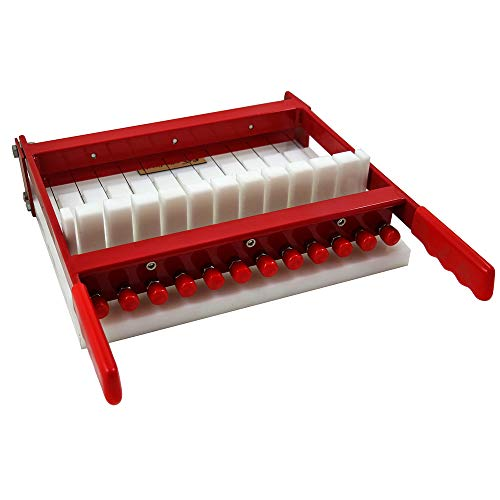 RED Soap Cutter - Perfectly Cuts 11 x 1 Inch Bars by Essential Depot (Image #6)