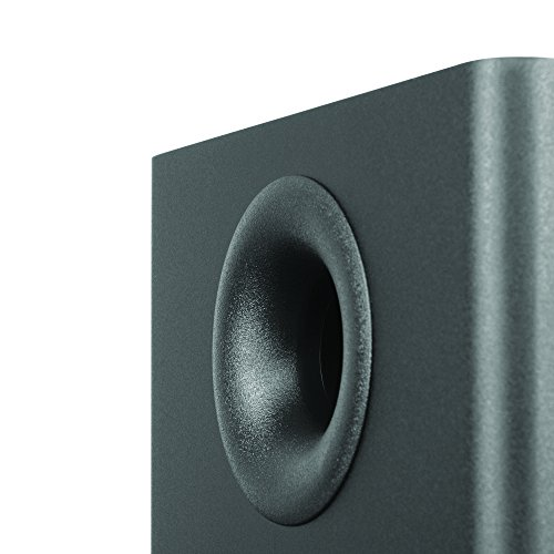 "Kanto 8 Inches 120 Watts 8"" Long-throw Driver Subwoofer, Black (YURI) 4"
