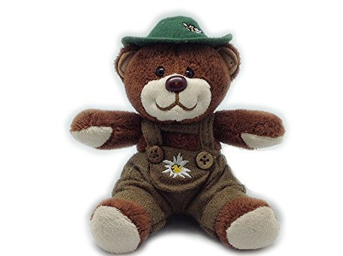 Essence of Europe Gifts E.H.G German Teddy Bear Boy (with hat)
