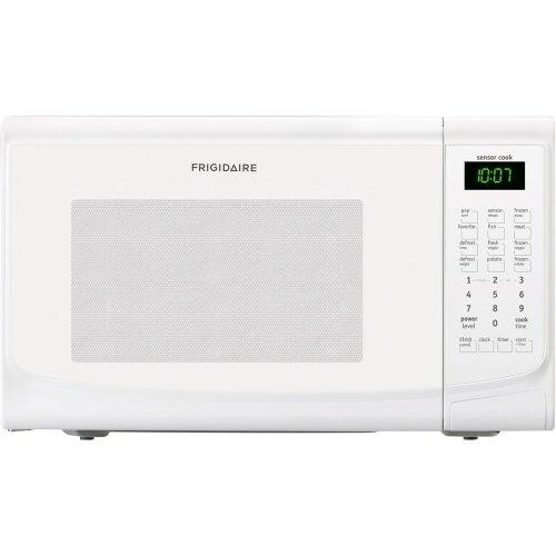 1100 watt white microwave - 8