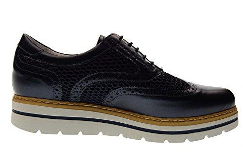201 Inglés Nero Azul de Muchachas Giardini P805213D Zapatos Las 4ZwrXq1n0w