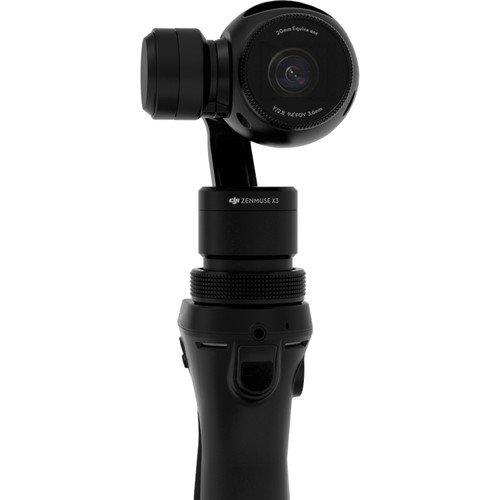 54 opinioni per DJI Osmo Stabilizzatore d'immagine (Gimbal) a 3 assi con Videocamera 12 MP/4K