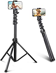 UBeesize 67'' Phone Tripod Stand & Selfie Stick Tripod, All in One Professional Cell Phone Tripod,