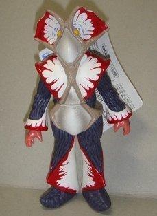 Ultraman Nice deadly poison alien