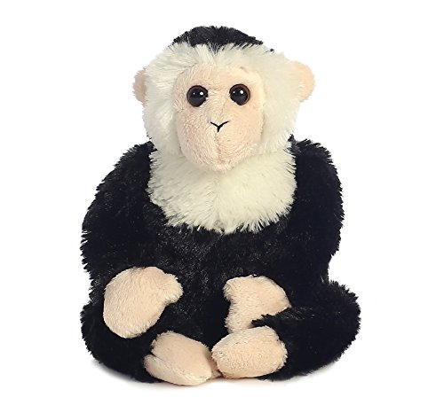 Crystal Capuchin Monkey Mini Flopsie 8