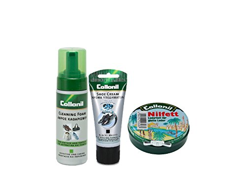 Collonil Basic Shoe, Saddle And Bridle Care Kit For Riders 15% Off – DiZiSports Store