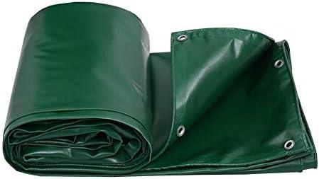 Espesar/Lona, Jardín Herramientas, Usado para Almacén Muelle Enviar Camión Cubrir con Metal Hebilla Ojo Conveniente Fijo Durable Lonas TIDLT (Color : Green, Size : 3x4m): Amazon.es: Hogar