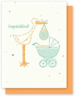 product image for Grow A Note® Baby Stork 4-Pack