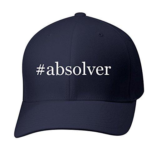 #absolver - Baseball Hat Cap Adult, Dark Navy, Small/Medium