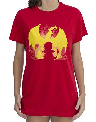Camiseta-Charizard