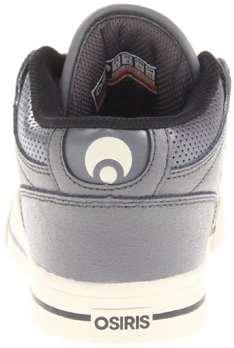 83 Grigio Black NYC Osiris VLC Uomo Grey Sneaker MID Grau Charcoal gv5xqnwx4C