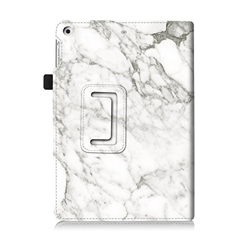 Fintie iPad mini 1/2/3 Case - Folio Slim Fit Stand Case with Smart Cover Auto Sleep / Wake Feature for Apple iPad mini 1 / iPad mini 2 / iPad mini 3, Marble Photo #2