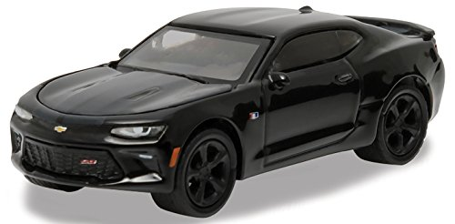 Greenlight 1:64 Scale Black Bandit Series 15 2016 Chevrolet Camaro SS