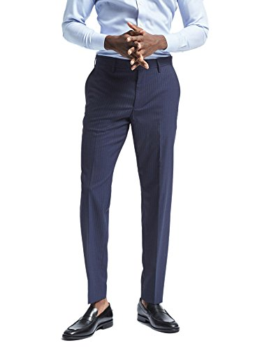 Front Stain Resistant Stretch Chino - 9