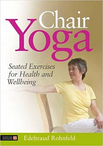 Chair Yoga DVD: Seated Exercises for Health and Wellbeing ...