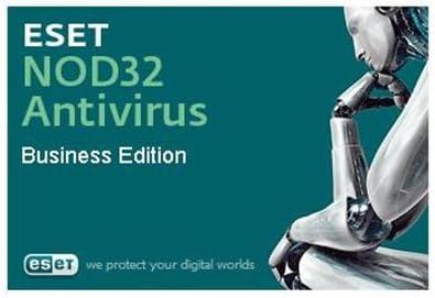 Eset NOD32 Antivirus Business Standard, 1Y, 10PC, RA - Seguridad y antivirus (1Y, 10PC, RA, 10 usuario(s), 1 Año(s), 300 MB, 128 MB, Intel / AMD, Windows 7/Vista/XP/2000/Server 2008/Server 2003): Amazon.es: Software