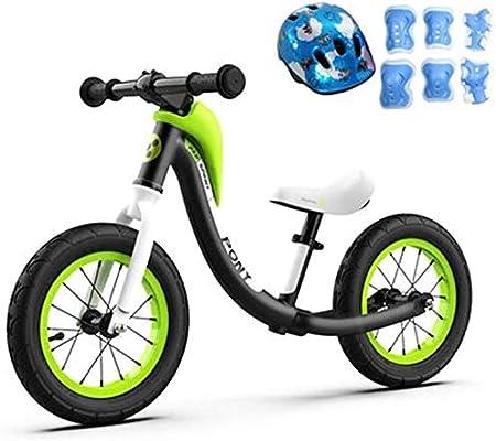 BUDBYU Balance Bike Bicicletas deslizantes para niños sin Pedales ...