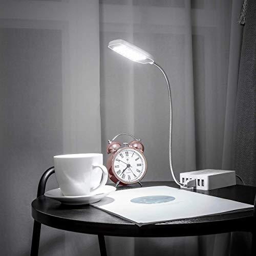 Ukking USB Light 28 Led Lamp Flexible for Laptop Keyboard Notebook Desktop PC Study Reading etc. (Multicolor)