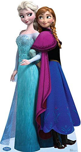 elsa-and-anna-disneys-frozen-lifesize-standup-cardboard-cutouts-37-x-70in