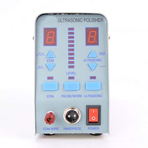 Rhegene Ultrasonic Polisher Machine Professional Multi-Function Mold Polishing Machine 110V by Rhegene (Image #4)