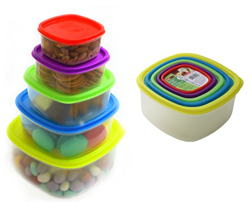 Colorful Storage Lunch Containers Accessories product image