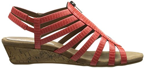 Yetaway Women Aerosoles Wedge by A2 Coral qA6W00