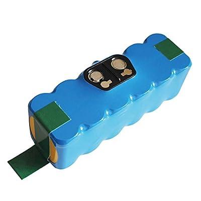 MaximalPower Li-ion High Capacity Replacement Battery For iRobot Roomba 500 600 700 800 Series