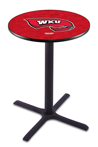 Holland Bar Stool L211B Western Kentucky University Officially Licensed Pub Table, 28