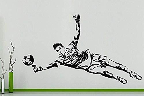 HomeDecorStore Gianluigi Buffon Italian Italy Goalkeeper Football Player Footballer Logo Wall Art Decal Sticker Picture HDS7075 (Best Italian Football Players)