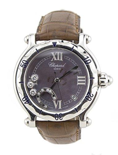 Chopard Happy Sport quartz womens Watch 28/8422 (Certified Pre-owned) by Chopard