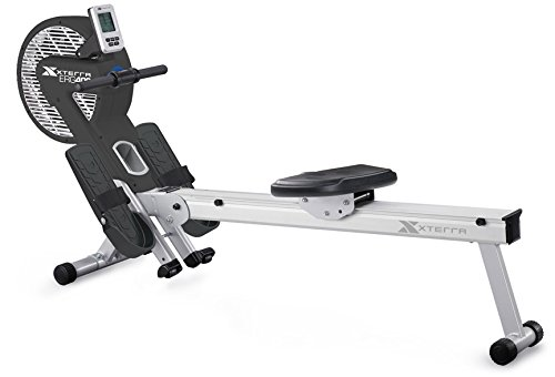 XTERRA Fitness ERG400 Air & Magnetic Resistance Folding Rower
