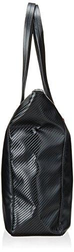 official Bag 073153 Puma series Ferrari licensed 01 Shopper LS Black Ferrari SAAqZYU