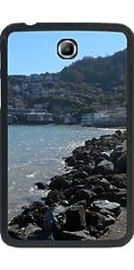 "Funda para Samsung Galaxy Tab 3 P3200 - 7"" - Sausalito, California. by Cadellin"