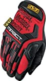Mechanix Wear MPT-02-012 M-Pact Series Glove, XX-Large, Red