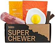 Super Chewer by BarkBox Monthly Subscription Box | Dog Box Care Package for Aggressive Chewers | Durable Dog T