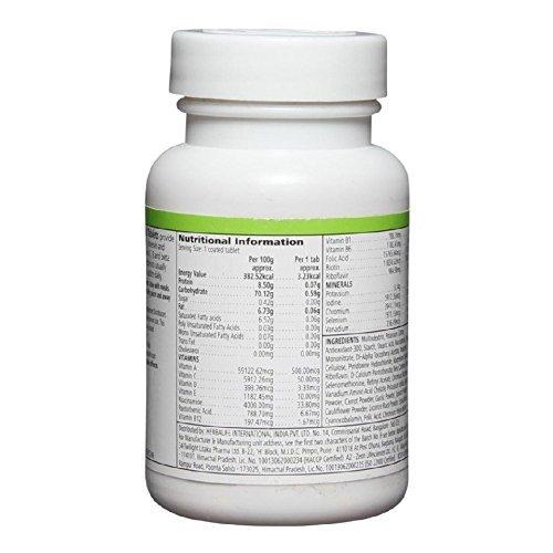 Herbalife formula 2 Multivitamin Mineral and Herbal Tablets - 90 Tablets