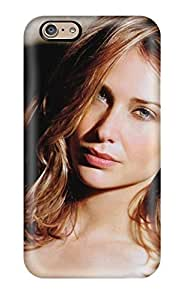Fashion Case Claire Forlani Hair Red Blonde Grey White Black Wall Shadow People Women case cover Compatible 5KvlHu3M3ZV With Iphone 5C/ Hot protective case cover