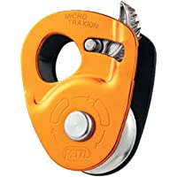 PETZL Micro Traxion Polea Lock