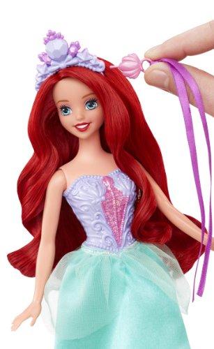 Mattel Disney Princess Snap 'n Style Ariel Doll