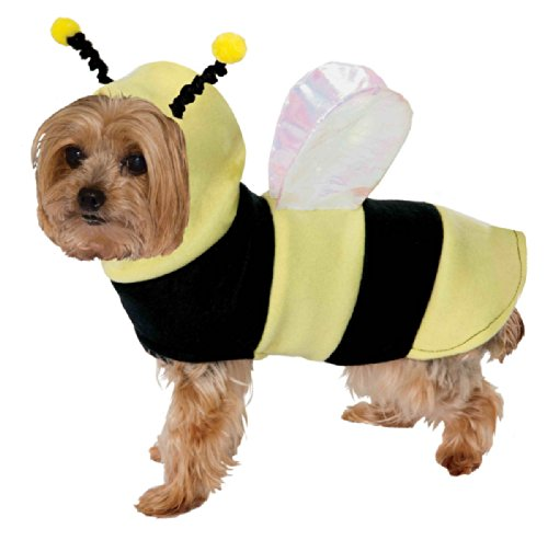 Bumblebee Dog Costumes (Bumble Bee Pet Costume Medium)