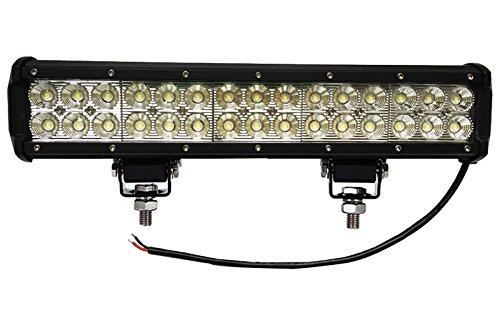 90w barra led fuoristrada alpha dima 12v 24v led light bar barra