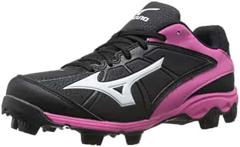 defe0f20160d Mizuno Women's 9 Spike ADV Finch 6 Fast Pitch Molded Softball Cleat