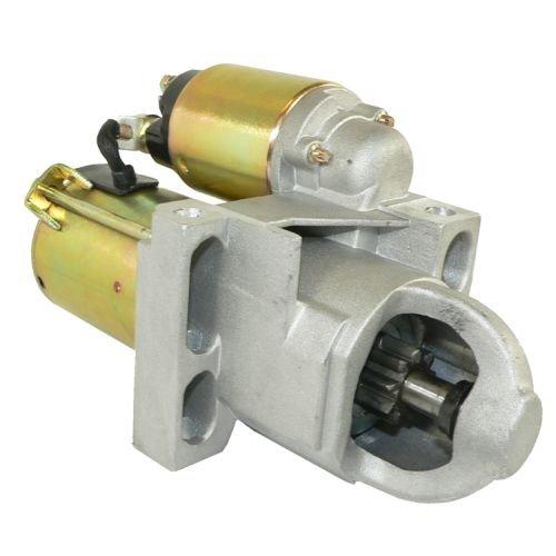 DB Electrical SDR0296 Starter for Chevy Astro, Blazer, Express Van, Silverado 1500 4.3 4.3L 04-05 /GMC Jimmy, Safari, Savana Van Sierra 1500 4.3 4.3L 04-05/12581306, 89017637